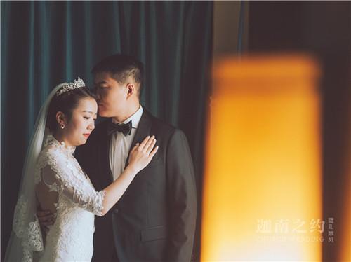 北京教堂婚礼